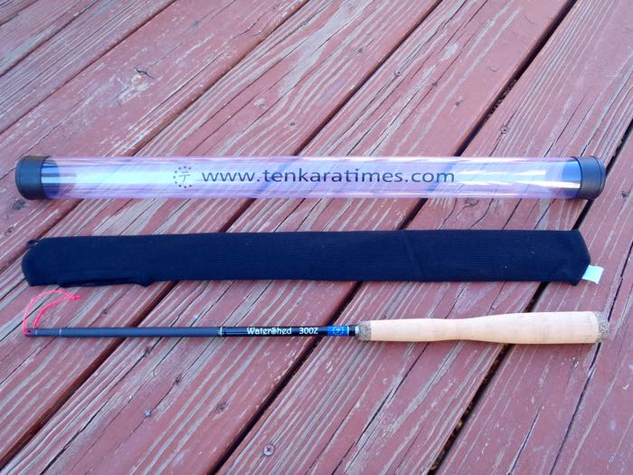 Tenkara Times Rod tube