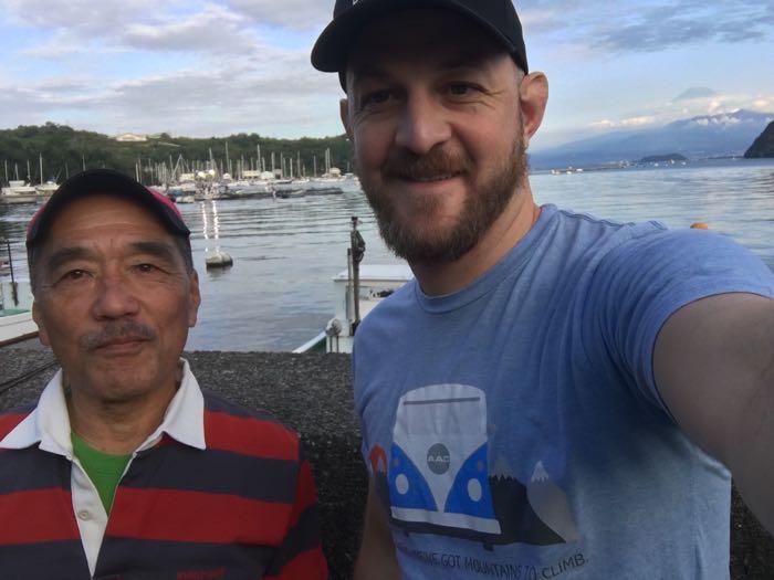 Toshiaki Kado & Isaac Tait