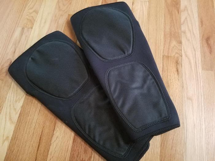 tenkara knee guard padding