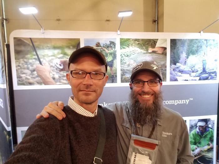Jason Klass and Graham Moran