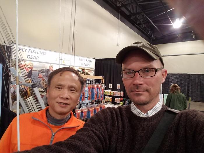 Luong Tam and Jason Klass