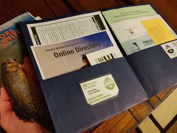 OWAA Welcome Kit