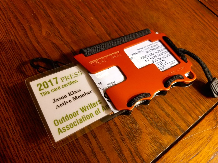 OWAA Press Card
