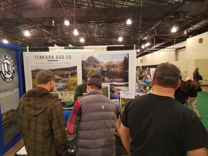 Tenkara Rod Co. Booth 2
