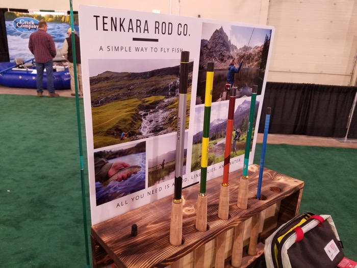 Tenkara Rod Co Rods