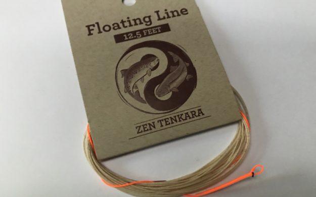 tenkara floating line