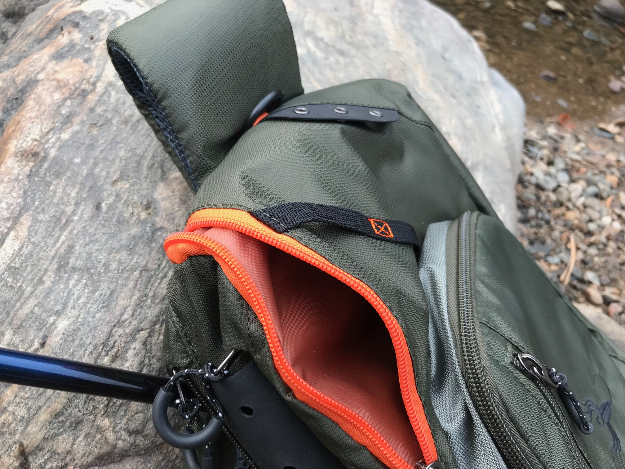 Tenkara Sling Pack