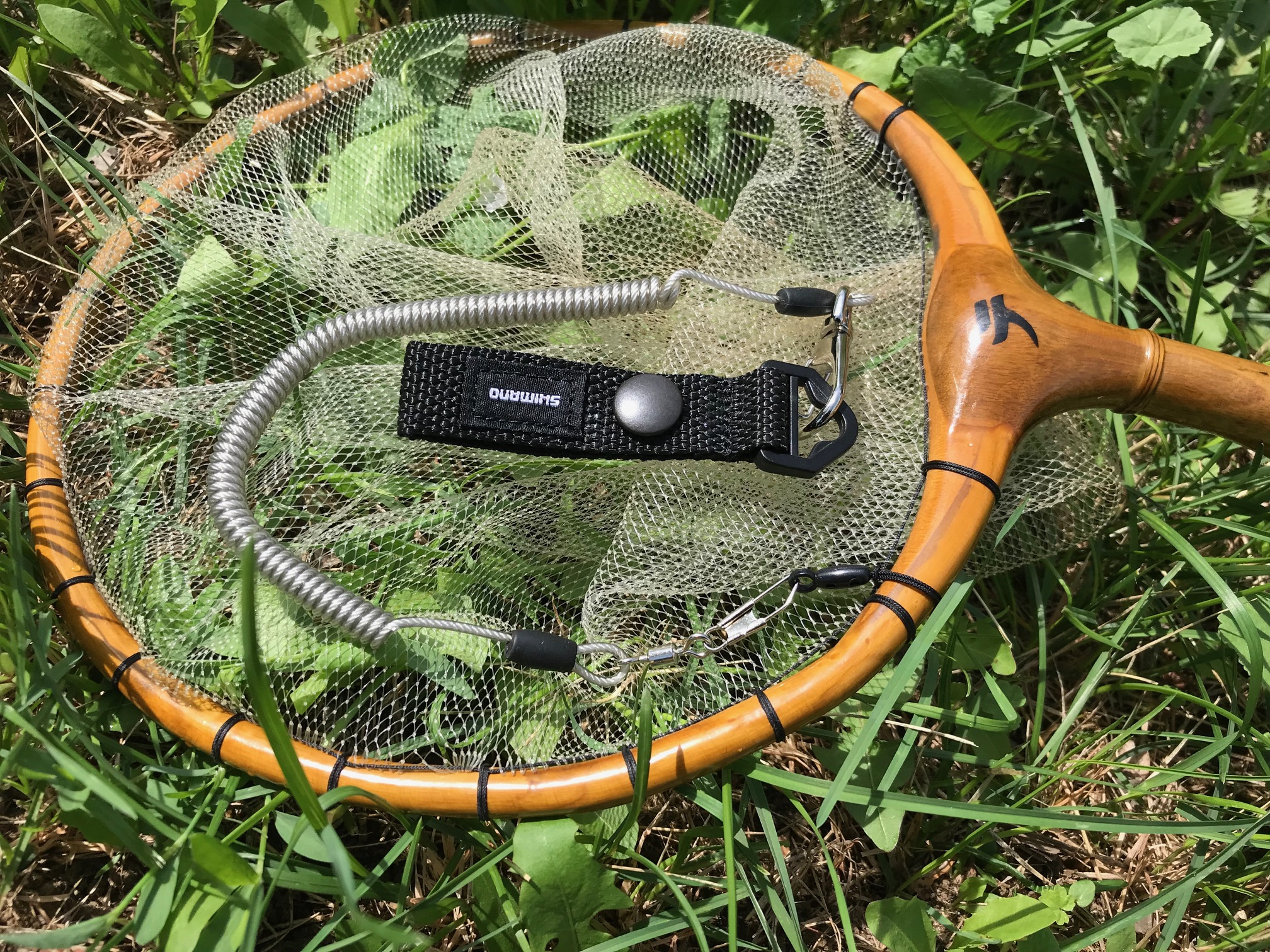 Tenkara Net Leash
