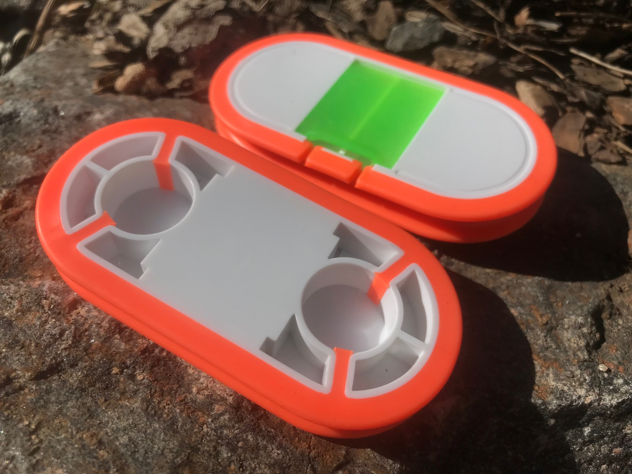Tenkara Line Winder Fly Box Combo