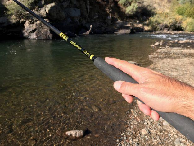Three Rivers Confluence Tenkara Rod