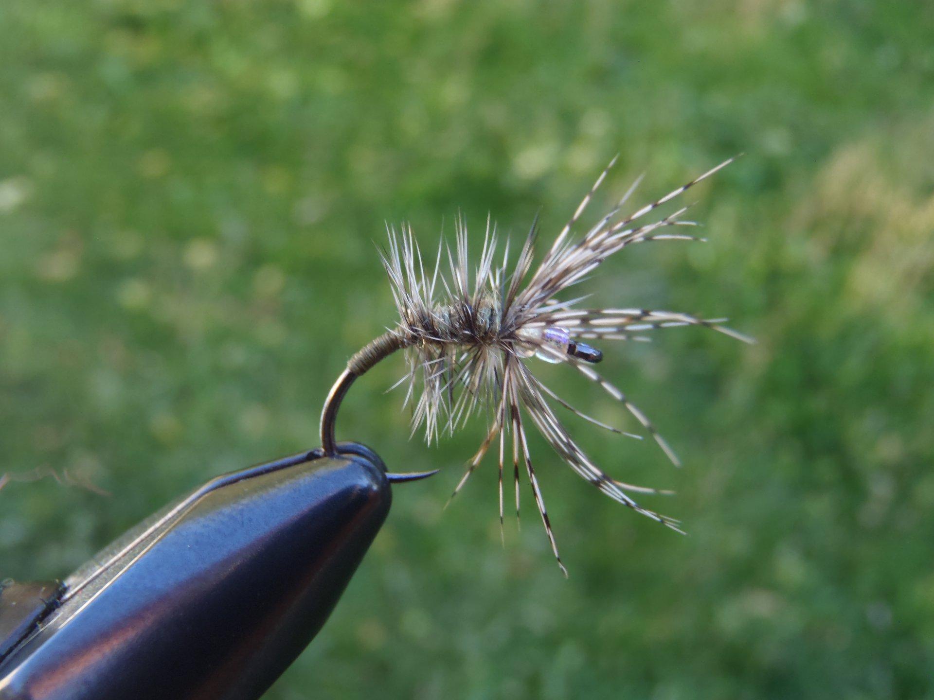Half-palmer Tenkara Flies