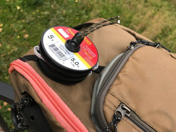 DIY Tippet Keeper