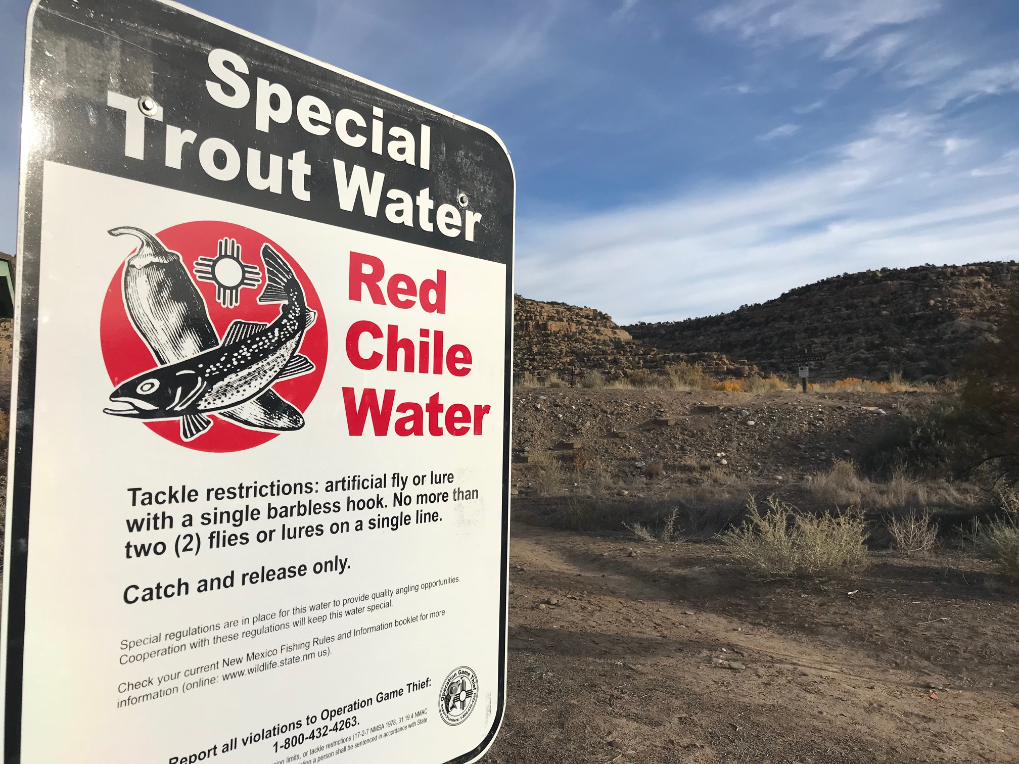 New Mexico Red Chile Water