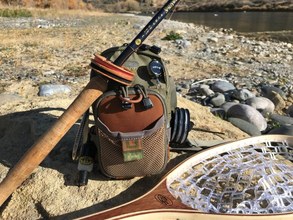 Tenkara Tackle on the San Juan