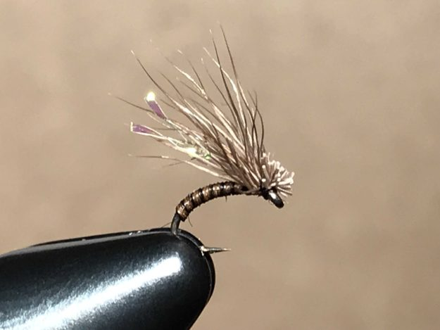 Combination Midge and Blu Winged Olive Fly