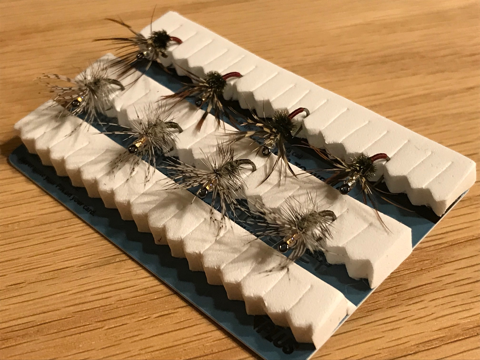 DIY Fly Patch