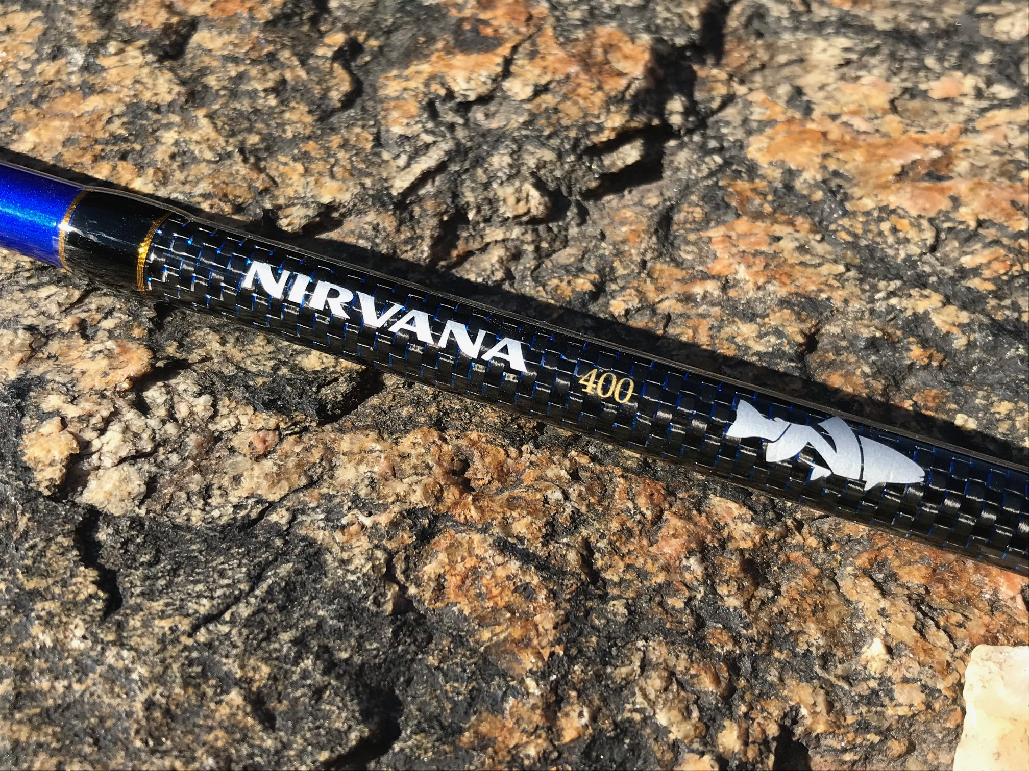Dragontail Nirvana 400 Tenkara Rod