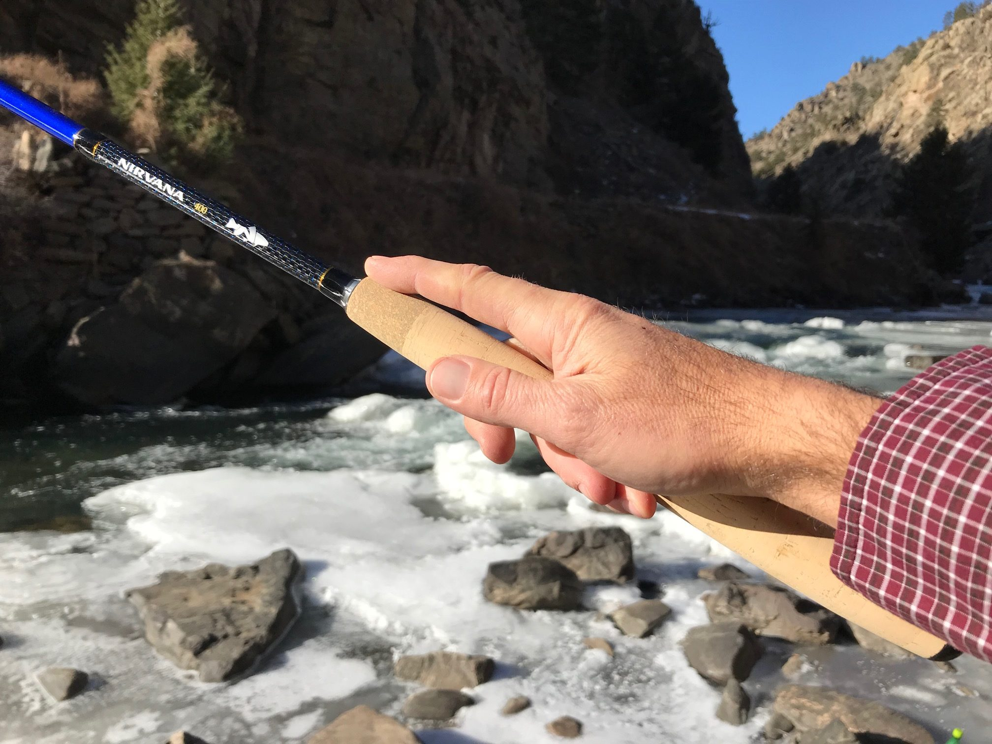 Dragontail Nirvana Tenkara Rod