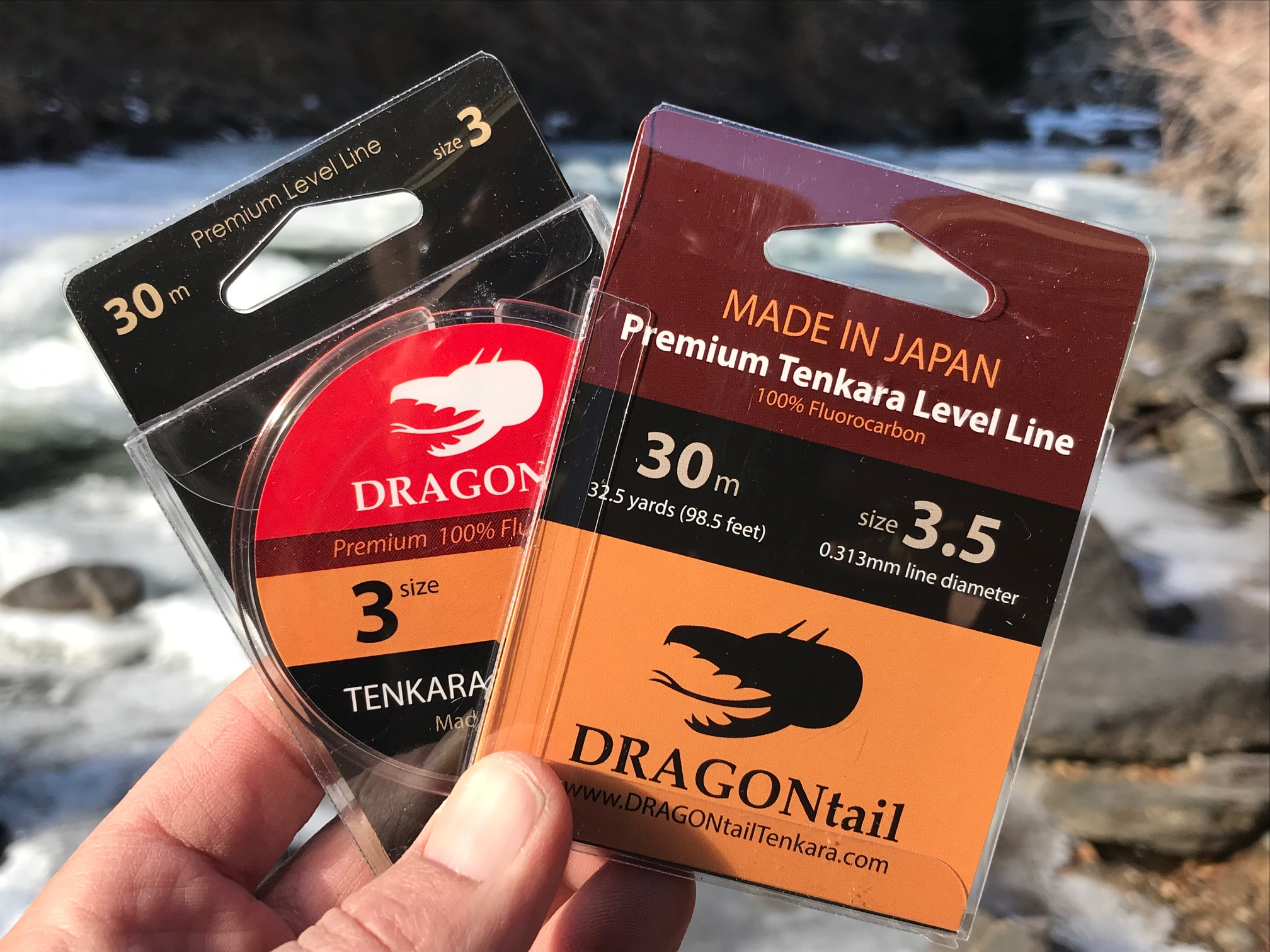 Dragontail Tenkara Line