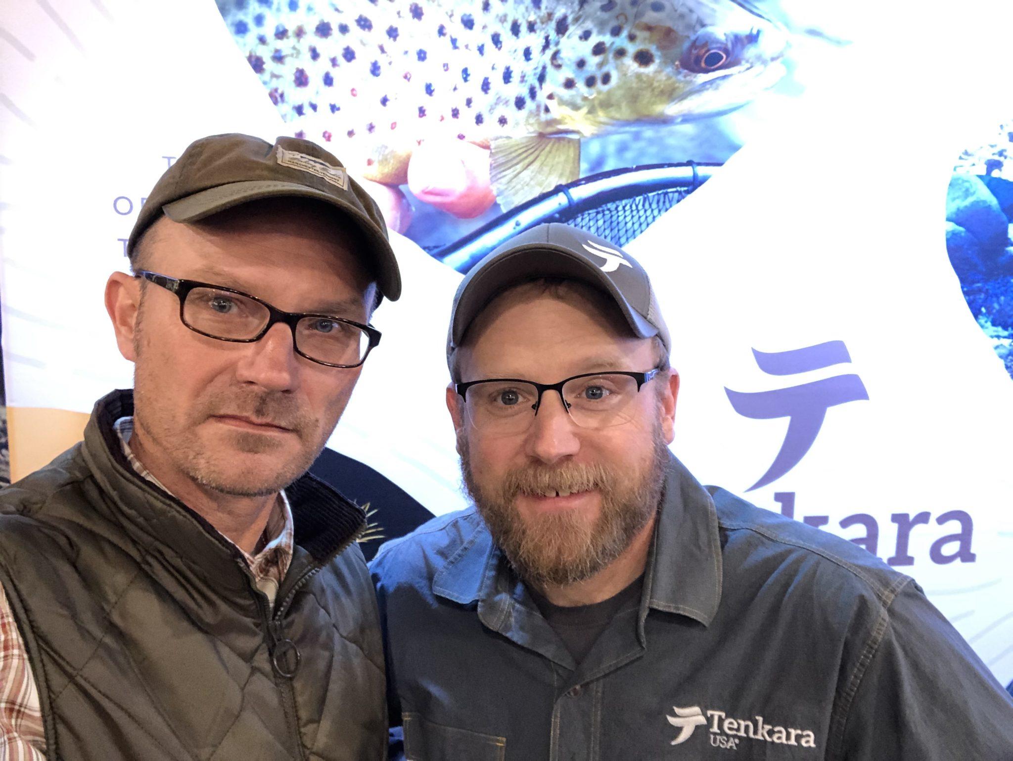 Jason Klass and John Geer