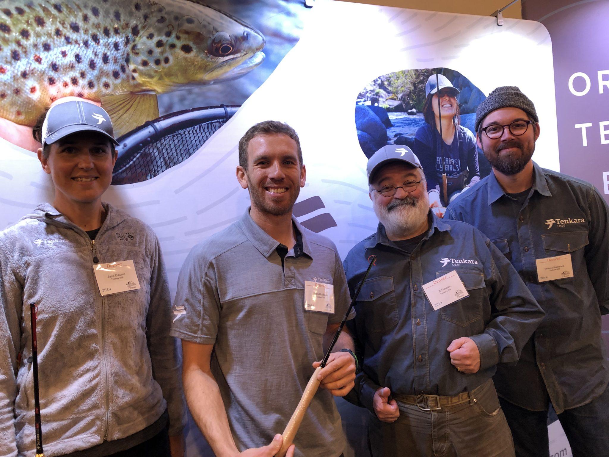 Tenkara USA at the Denver Fly Fishing Show