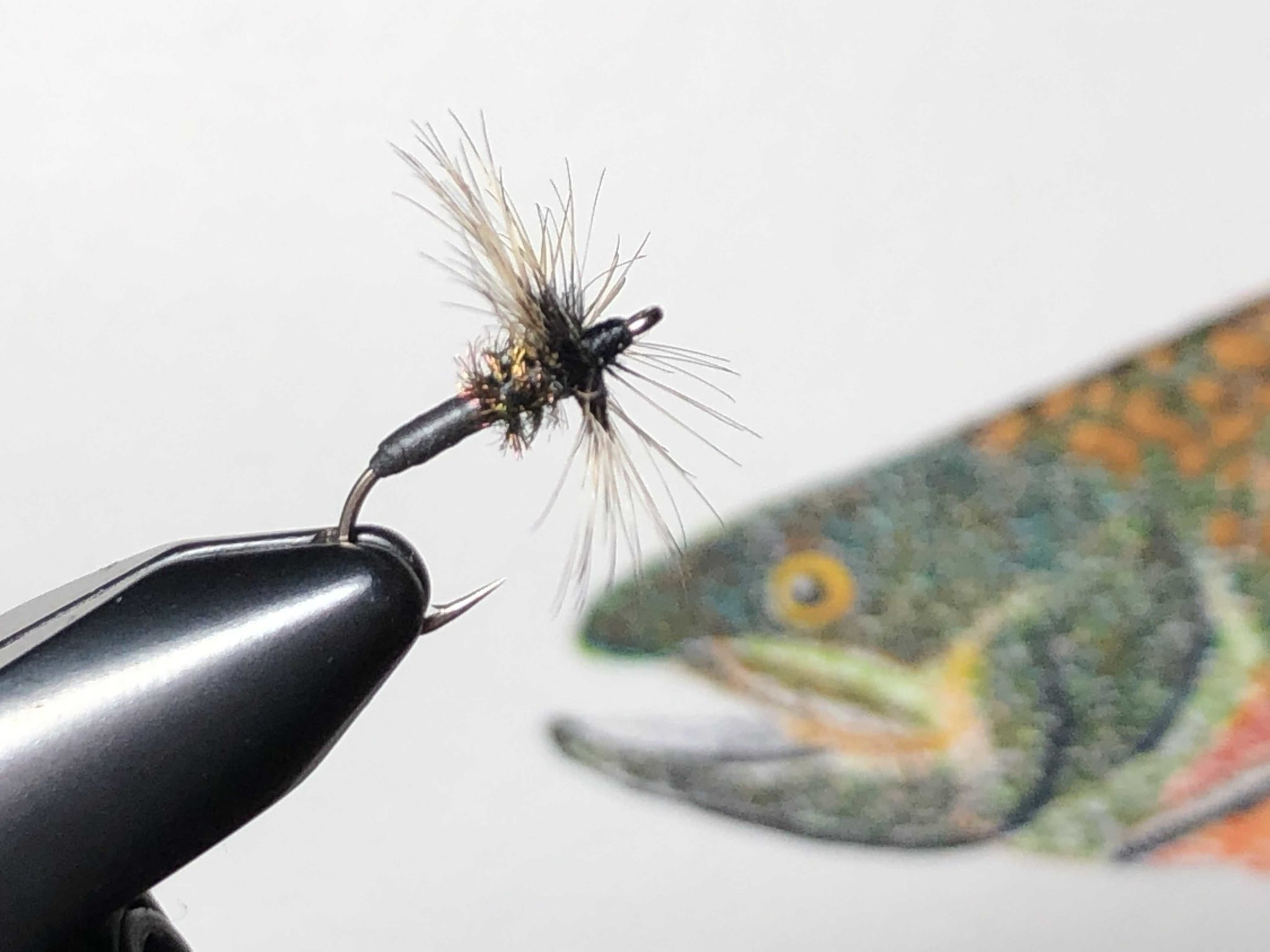 Yuzo Sebata Tenkara Flies