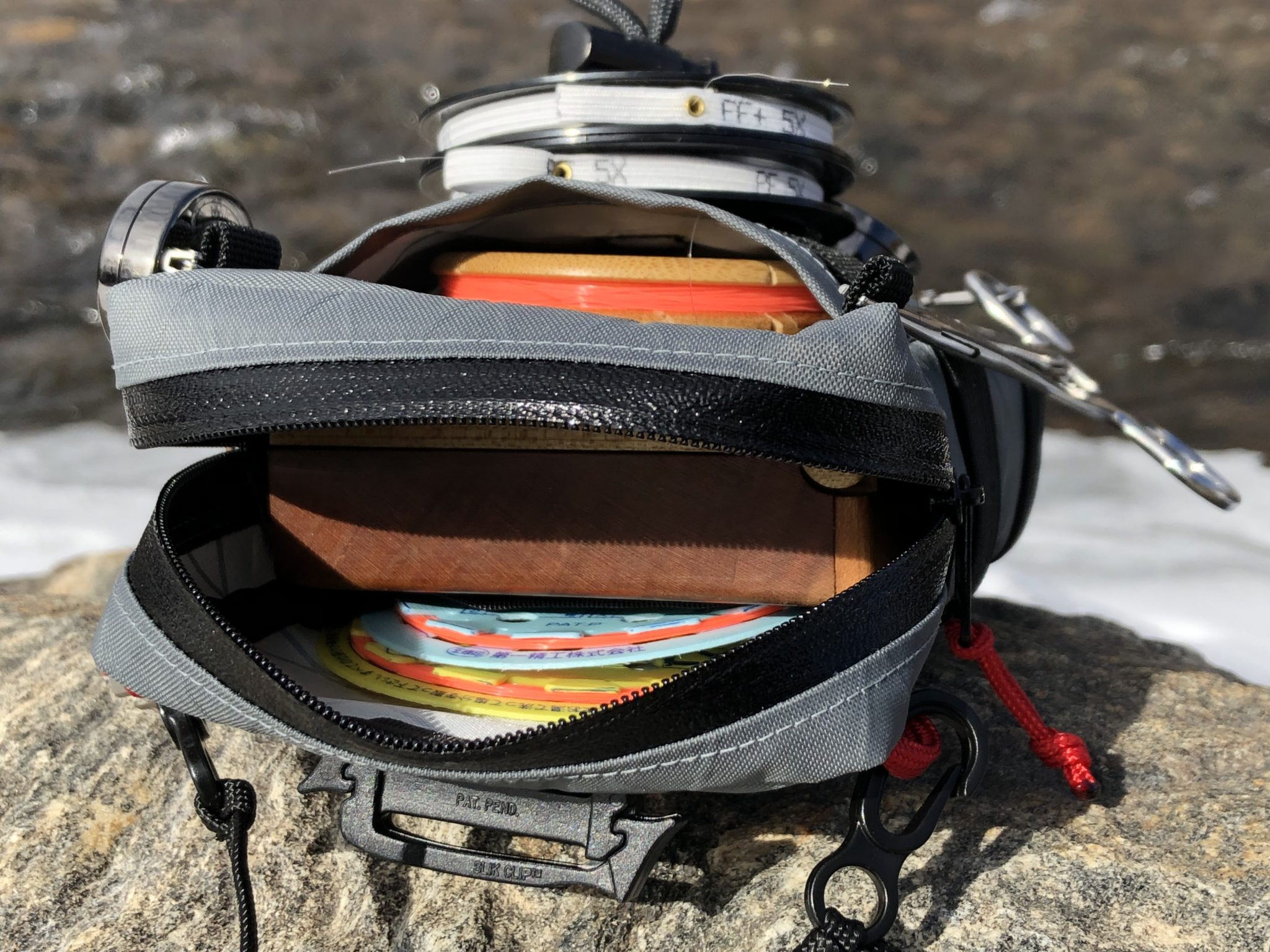 Yonah Tenkara Simple Pack