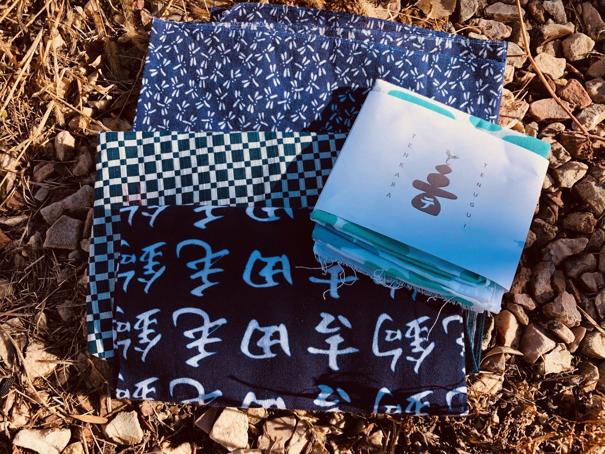 Tenkara Tenugui - Japanese Towels