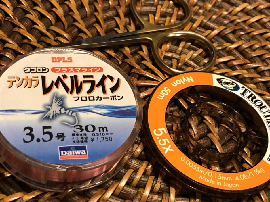 How to Attach Tippet to a Tenkara Level Line