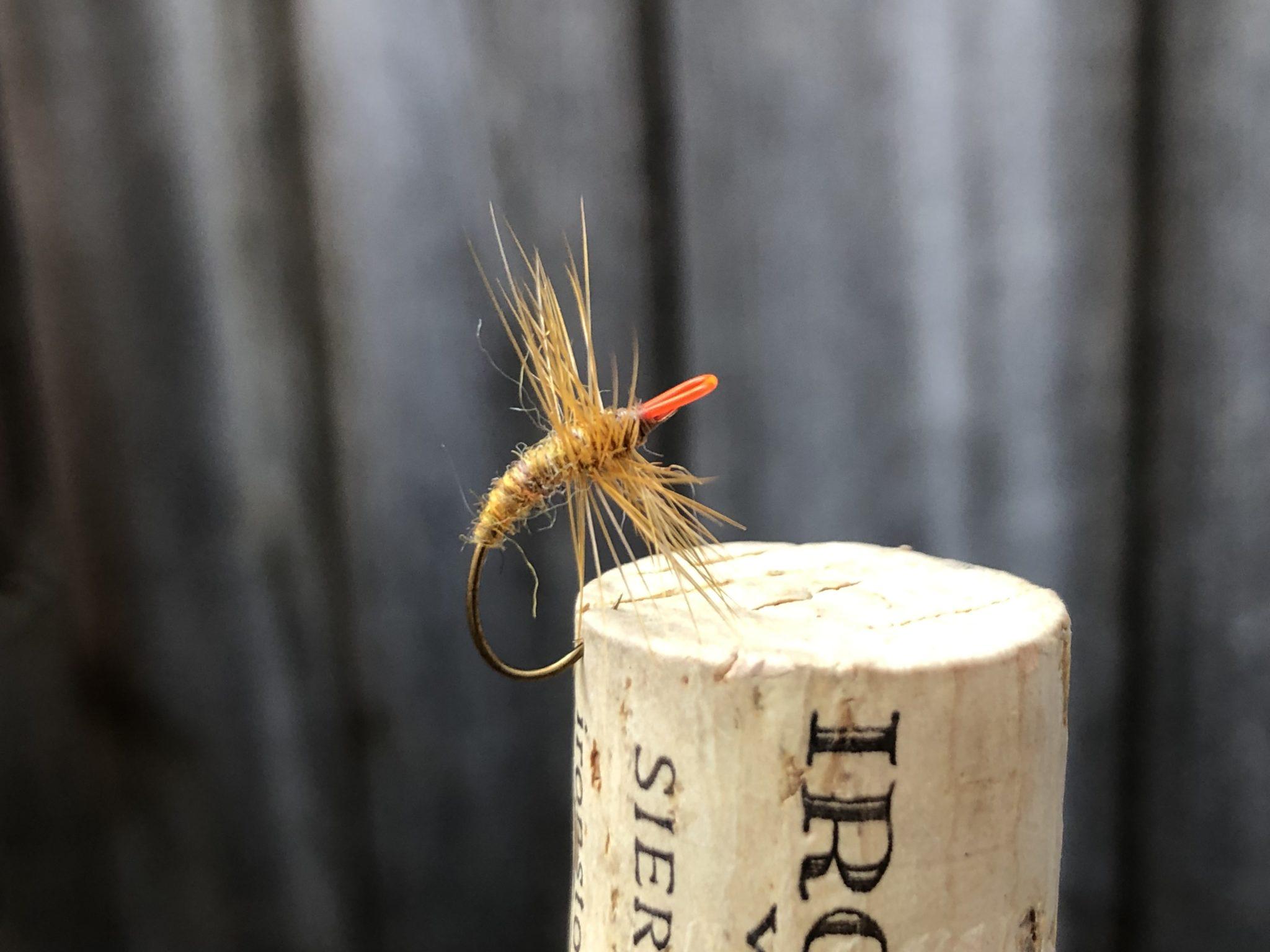 Tenkara Stiff Hackle Fly