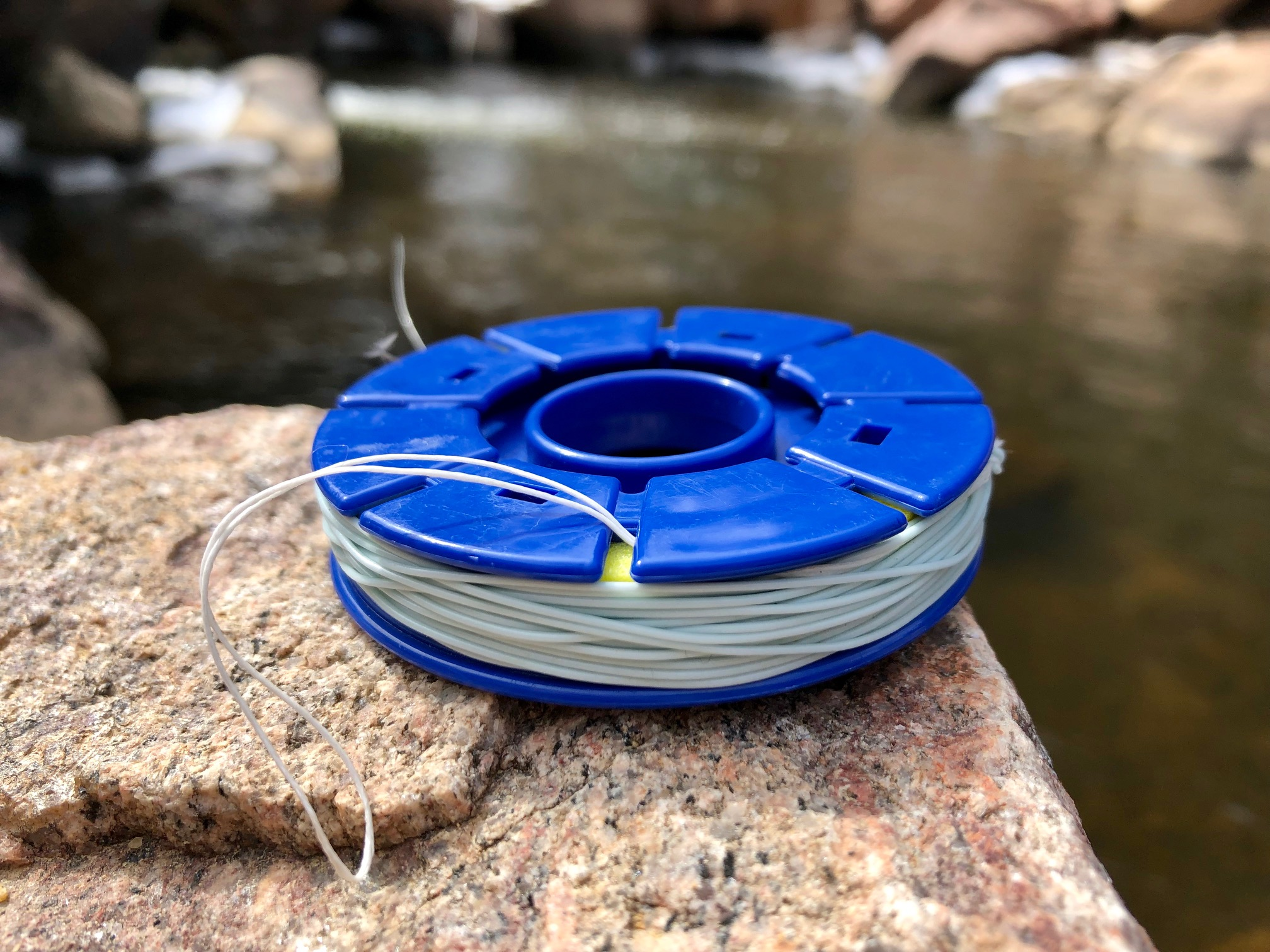 Floating Tenkara Line