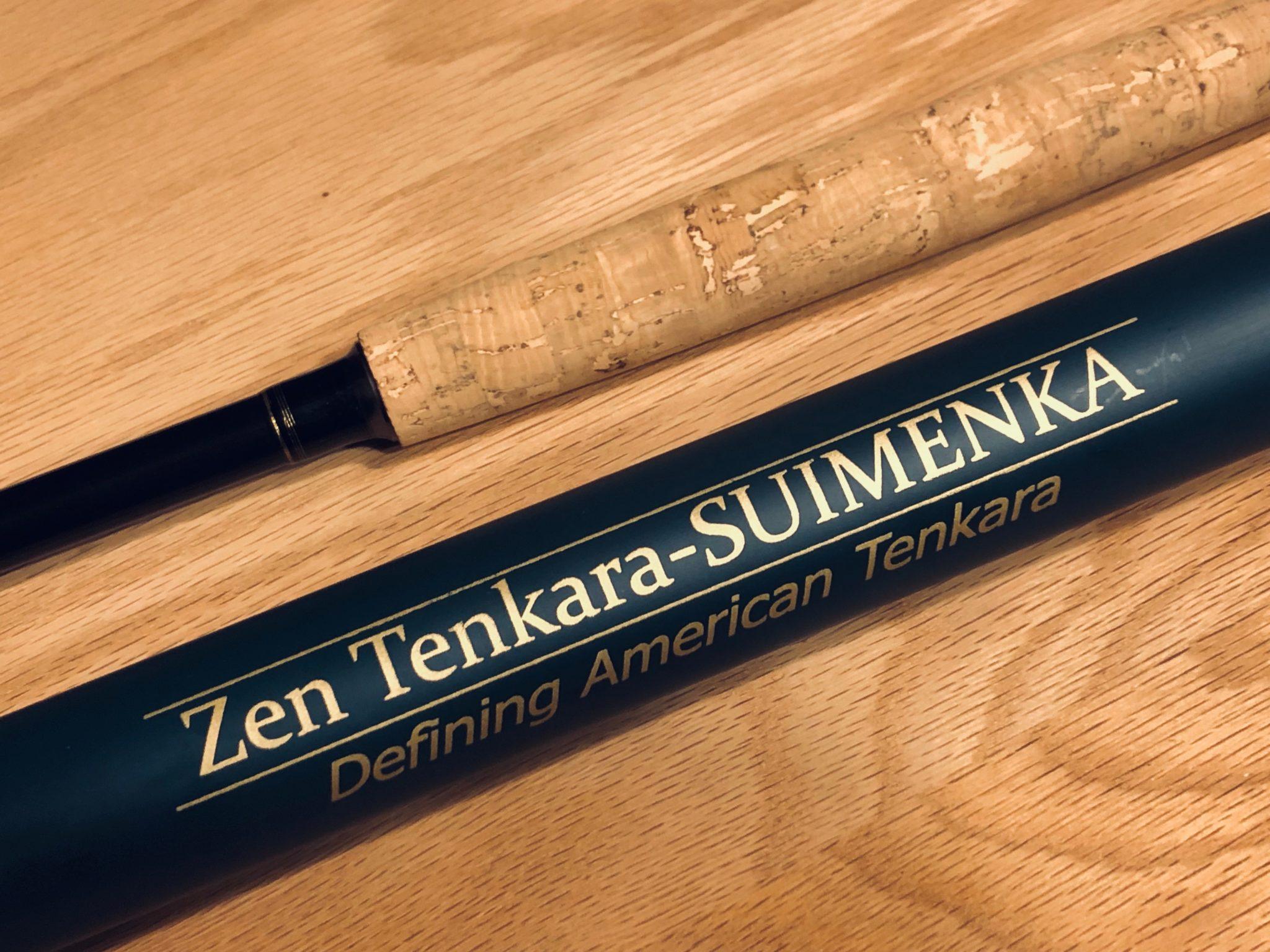 Zen Tenkara Suimenka Case