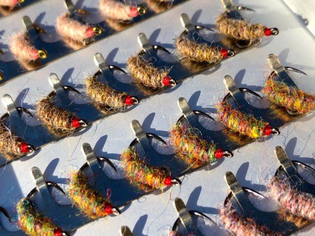 The Shetland Killer Fly Pattern