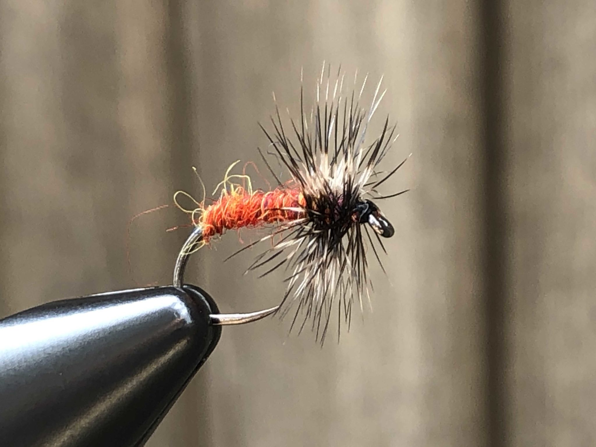 Shetland Spindrift Yarn Tenkara Flies