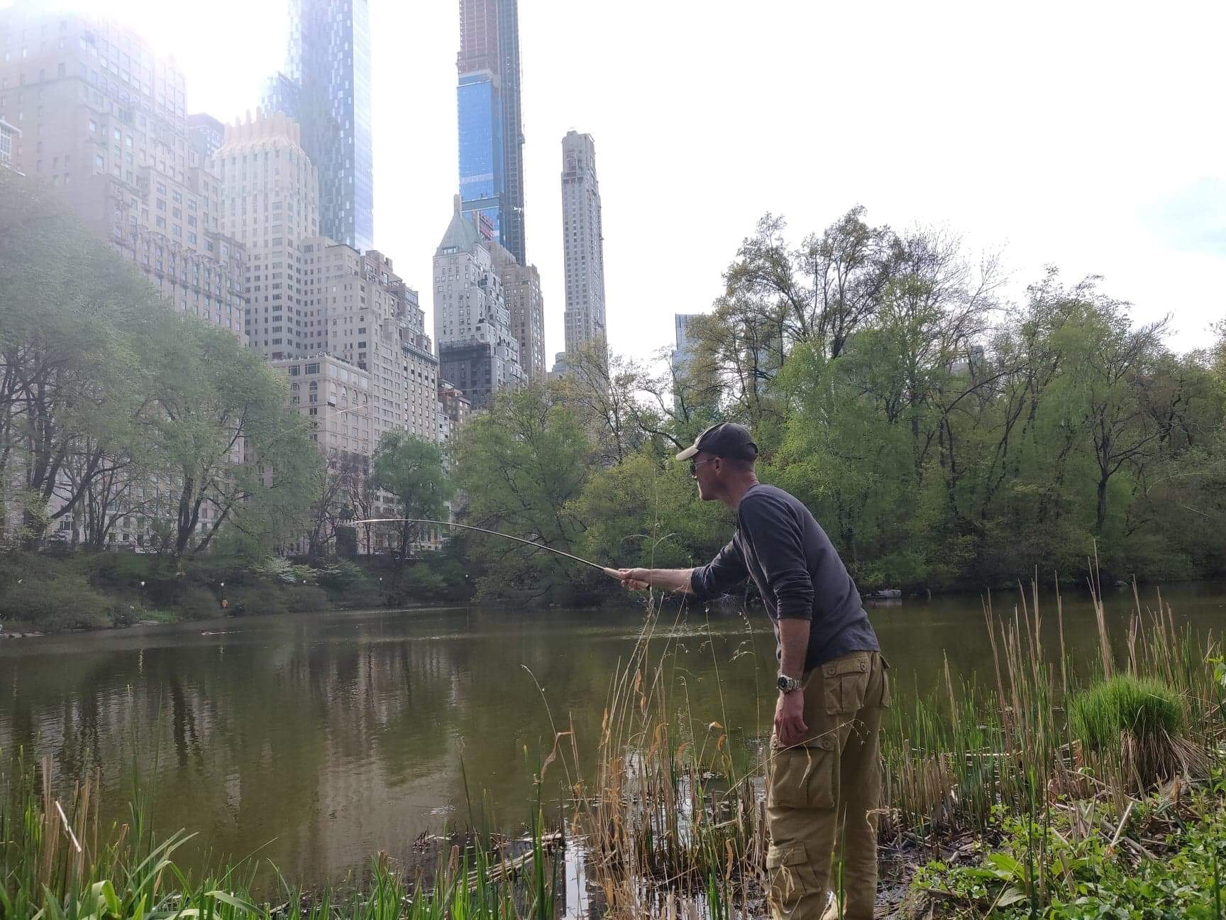 Tenkara Fly Fishing New York City