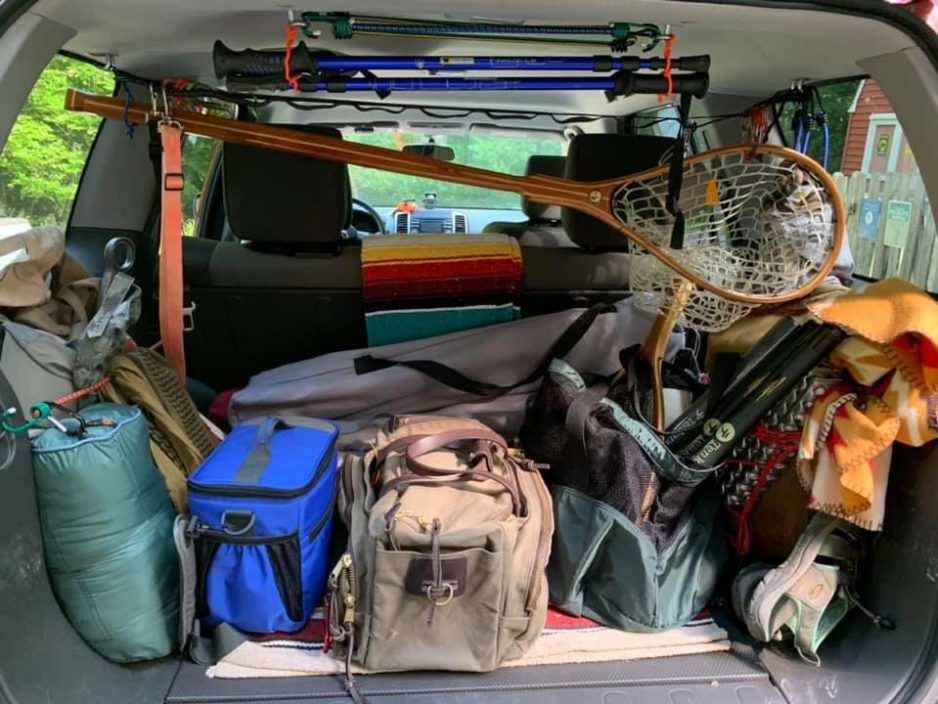 Prevent Fly Fishing Gear Theft
