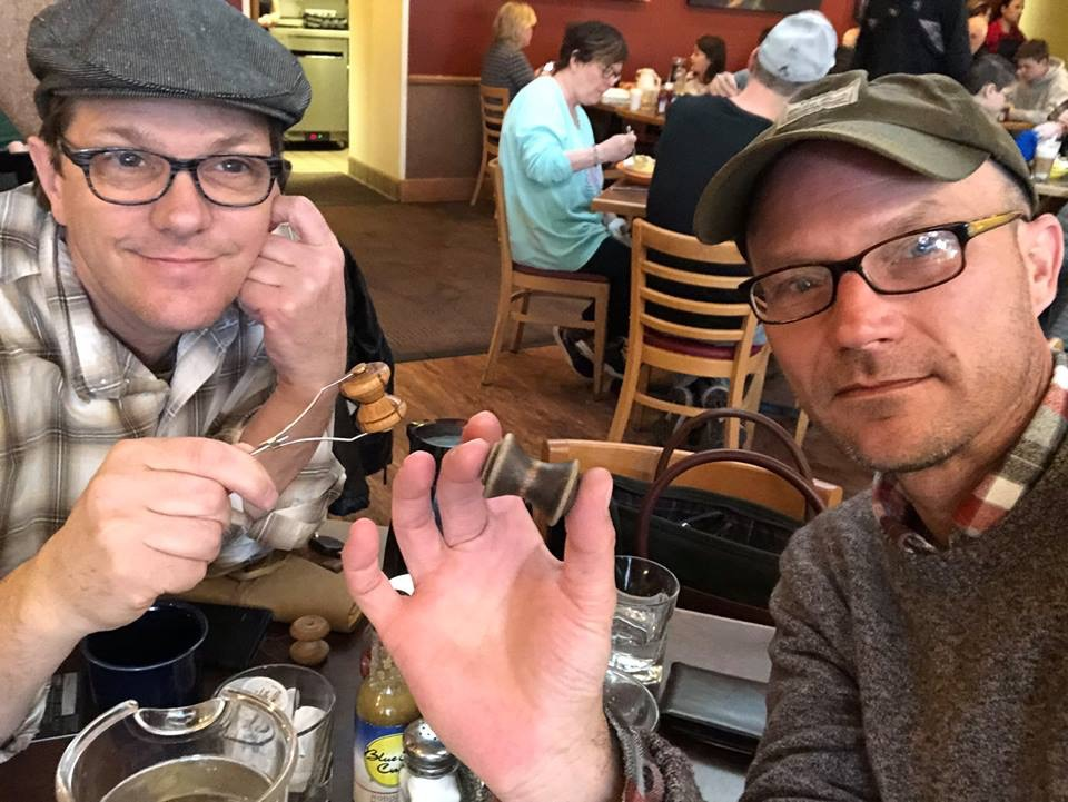 Jason Klass and Dennis Vander Houwen