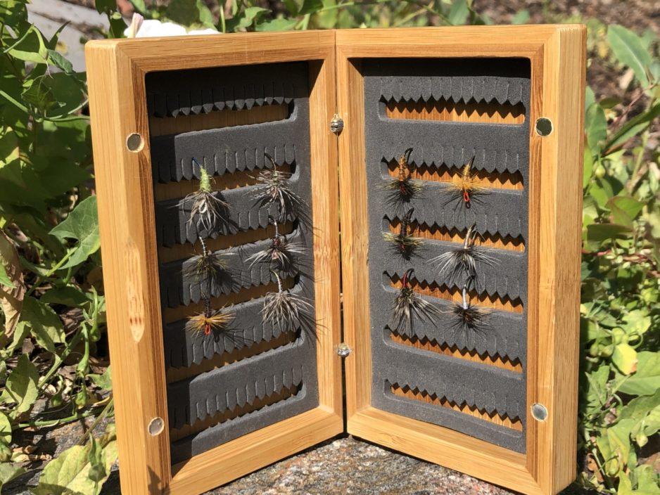Tenkara Fly Box Giveaway