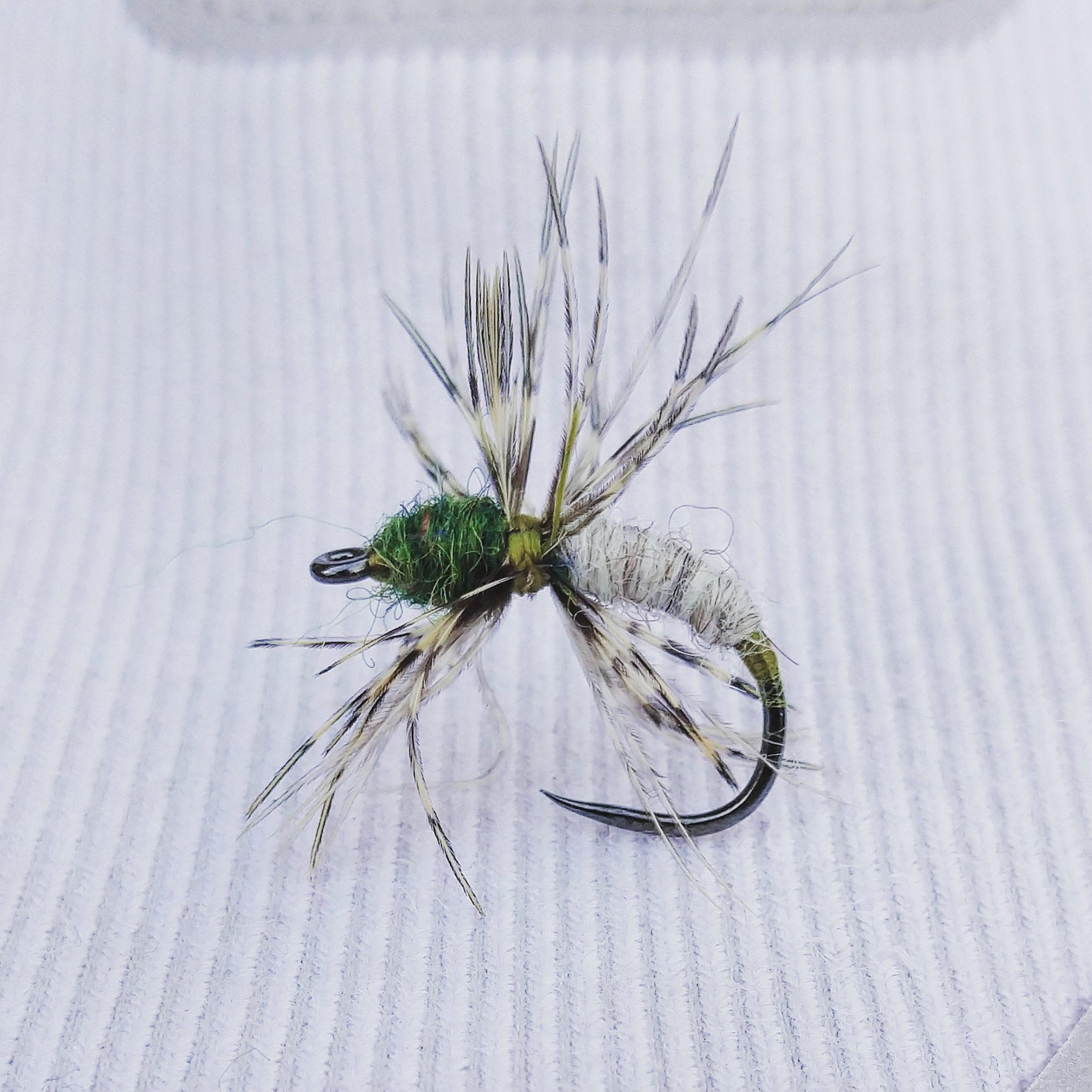 Tenkara Flies by Jason Sparks