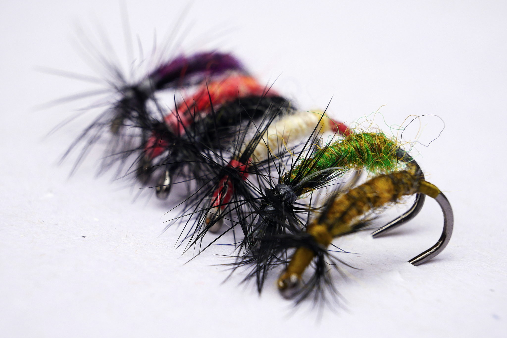 tenkara flies